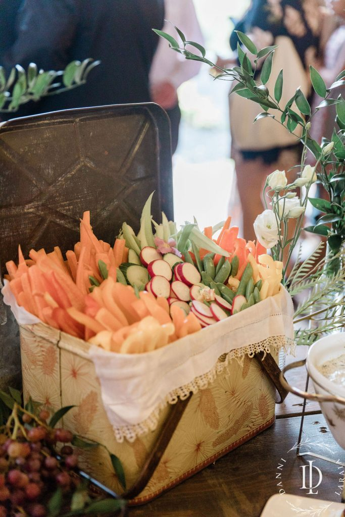 Deliciously Different saratoga new york wedding caterer